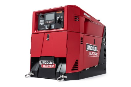 Lincoln Electric launches new welder/generator