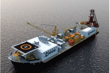 MORRISON expands pipelay barge fleet