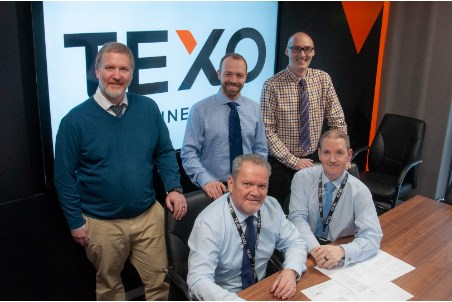 Texo appoints new directors and opens new office