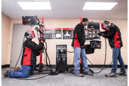 Lincoln Electric launches new welding training simulators