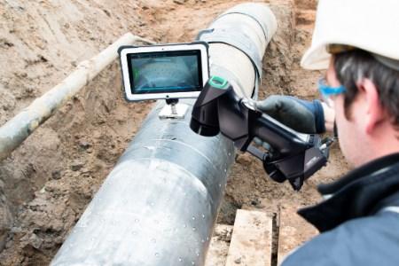 Creaform releases pipeline integrity software