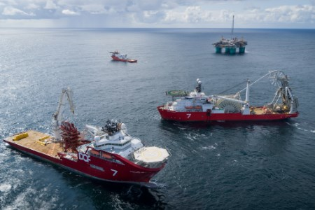 Nova subsea pipelines installed in Norway