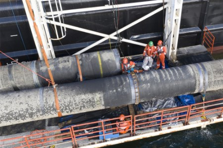 Nord Stream 2 granted a construction permit by Denmark