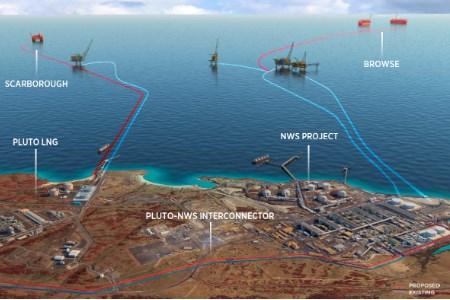 AGIG awarded pipeline project by Woodside