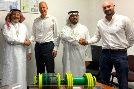 STATS Group sign partnership with Saudi Arabia's Safari Oil & Gas