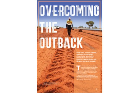 Overcoming the outback