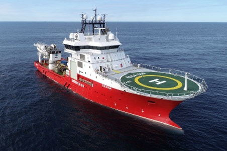 Fugro delivers subsea IRM for Ireland's biggest natural gas field