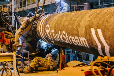 TurkStream restarts after planned maintenance works