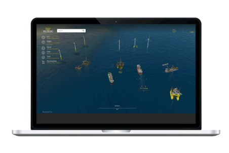 Trelleborg launches offshore Interactive Environment online tool