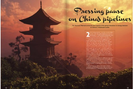 Pressing pause on China's pipelines: a China pipeline update