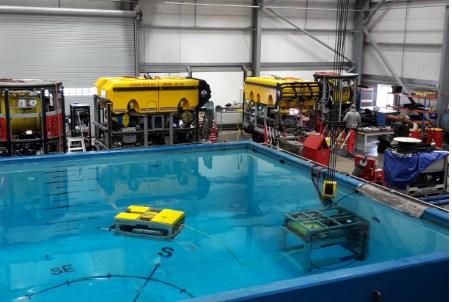 Forum develops remote piloting capability for ROVs