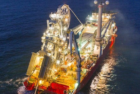 Corinth to supply pipes for deepwater GoM