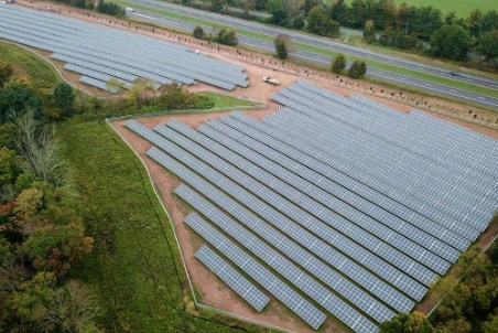 Merit SI completes first solar power plant to directly power pipeline compressor station
