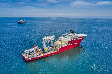 Jan de Nul acquires multipurpose subsea cable and flex-lay vessel, Connector