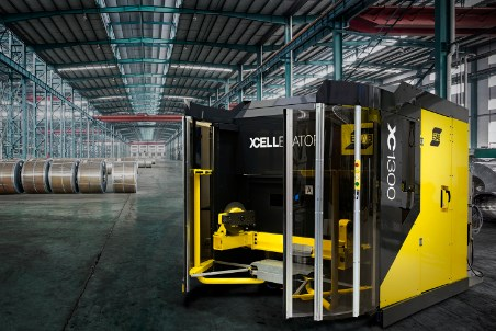 ESAB and Yaskawa sign deal  for pre-engineered robotic welding cells