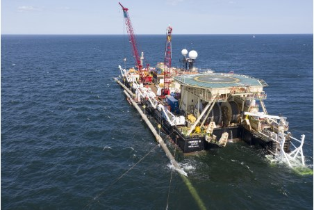 Nord Stream 2 construction to resume in Danish waters