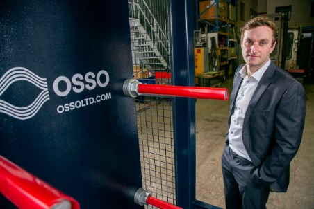 New CEO and rebrand for Centrifuges Un-limited, now OSSO
