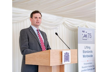 Global Lifting Awareness Day 2021 launched