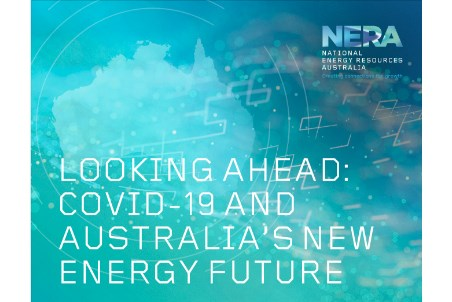 Looking ahead: COVID-19 and Australia's new energy future