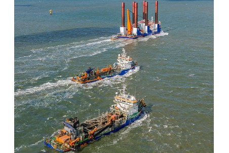Van Oord signs three year service agreement with ABB Turbocharging