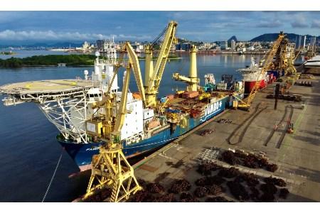 Fugro awarded Jumbo positioning contract offshore Brazil