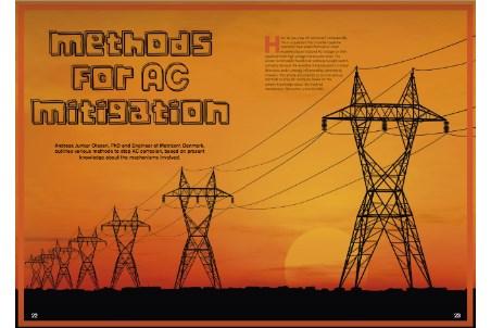 Methods for AC mitigation