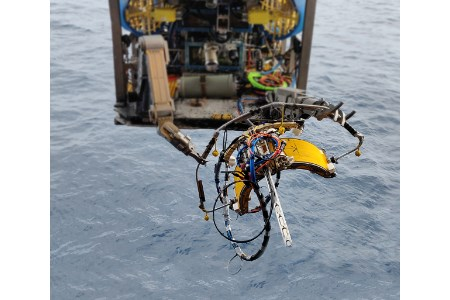 ROV-deployed scanning tool solves challenge of tight access inspections