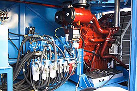 Power Hydraulik provides power units for Caspian gas pipeline